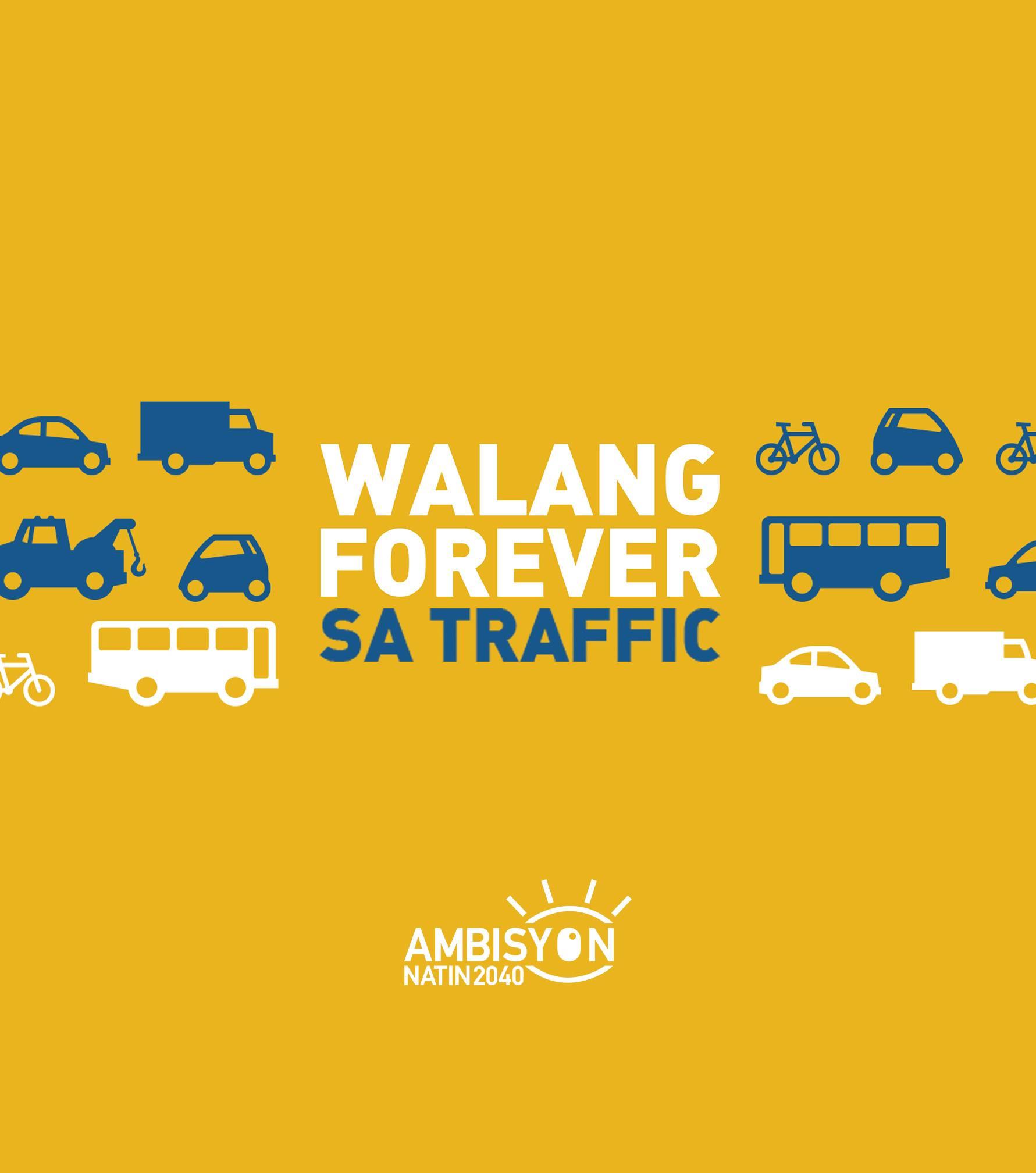 Walang traffic