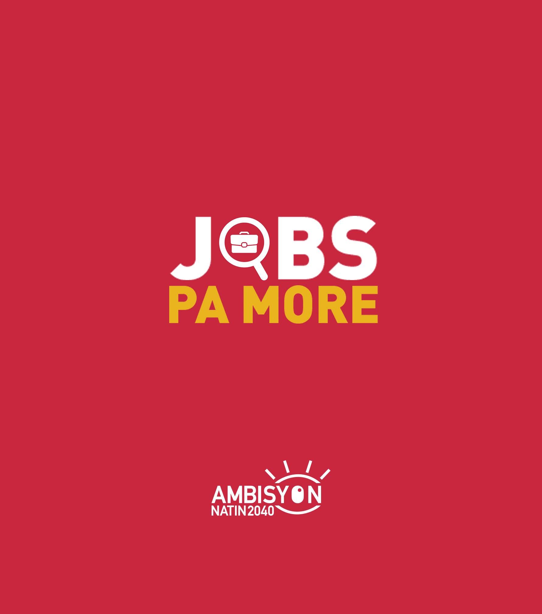 jobs pa more