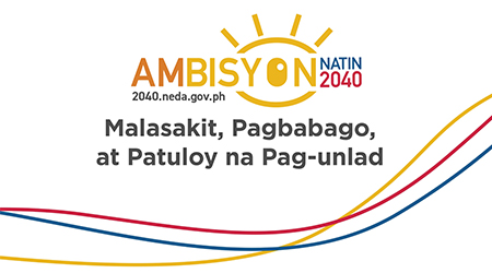 Presentation of Vice President Maria Leonor G. Robredo on AmBisyon Natin 2040